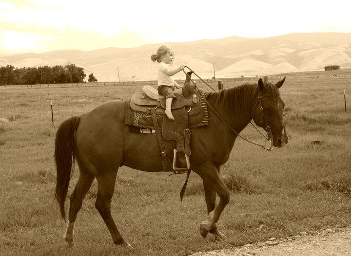 Caden cowgirl